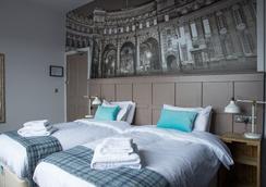더 스테이션 호텔 - 런던 - 침실