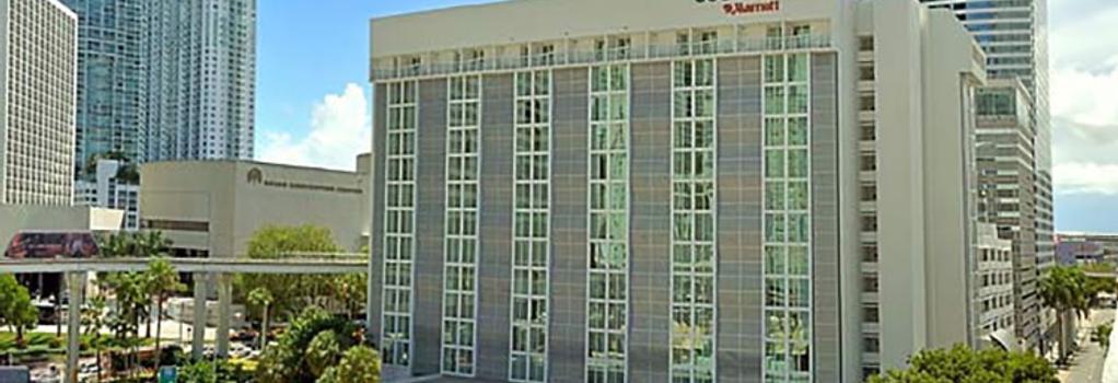 코트야드 바이 메리어트 마이애미 다운타운 - 마이애미 - 건물