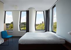 더 스튜던트 호텔 암스테르담 웨스트 - 암스테르담 - 침실