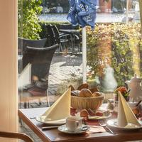Hotel Spree Idyll Breakfast Area
