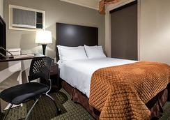 더 윌로즈 호텔 - 시카고 - 침실