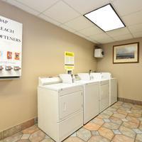 퀄리티 인 앤드 스위트 시애틀 센터 Laundry Room