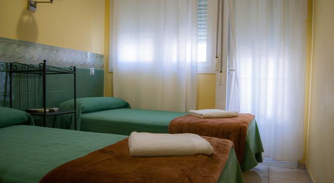 호스탈 플로리다 - 세비야 - 침실