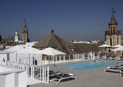 호텔 페르난도 III - 세비야 - 수영장