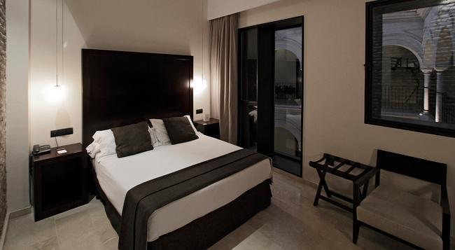 호텔 라포 사다 델 루세로 - 세비야 - 침실