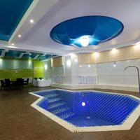 Lotte Palace Dushanbe Pool