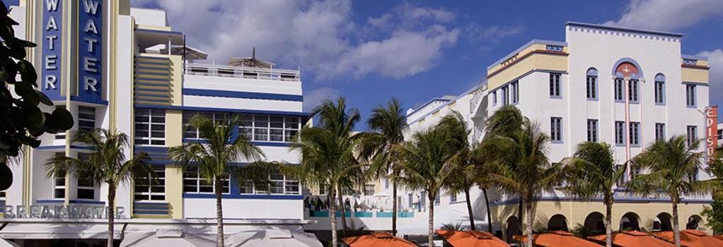 Hotel Breakwater South Beach - 마이애미비치 - 건물