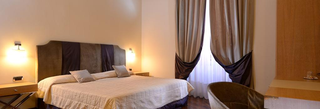 Hotel Golden - 로마 - 침실