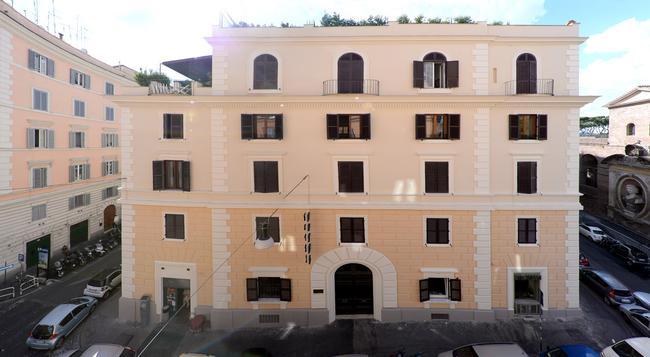 Hotel Golden - 로마 - 건물