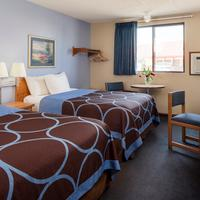 슈퍼 8 맨해튼 캔자스 2 Queen Bed Room