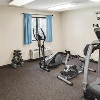 슈퍼 8 맨해튼 캔자스 Fitness Center