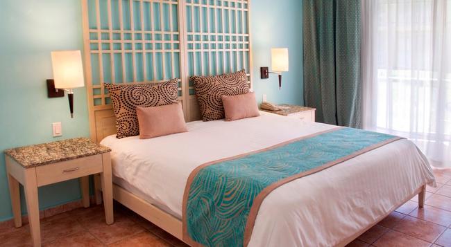 VH Gran Ventana Beach Resort - 산 펠리페 데 푸에르토 플라타 - 침실