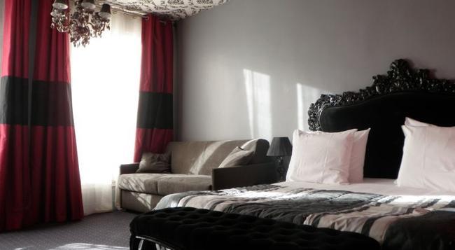 아이디얼 호텔 디자인 호텔 - 파리 - 침실