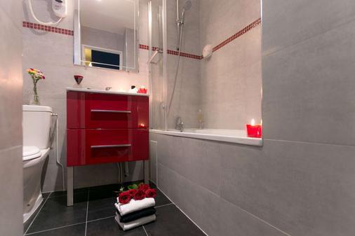 이데알 호텔 디자인 - 파리 - 욕실
