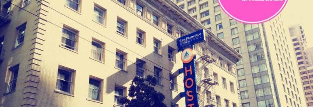 HI 샌프란시스코 다운타운 호스텔 - 샌프란시스코 - 건물