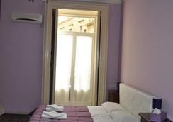 Teatro Bellini - Bed & Breakfast - 카타니아 - 침실