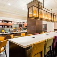 홈2 스위트 바이 힐튼 애틀랜타 다운타운 Restaurant