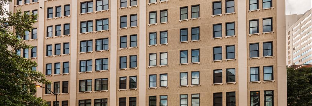 홈2 스위트 바이 힐튼 애틀랜타 다운타운 - 애틀랜타 - 건물