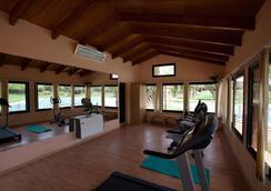 팔레 르타지 호텔 - 마라케시 - 체육관