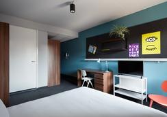 The Student Hotel Groningen - 흐로닝언 - 침실