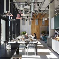 The Student Hotel Groningen Restaurant