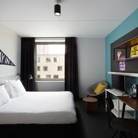 The Student Hotel Eindhoven Guestroom
