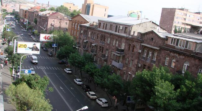 Modern Apartment in the Amiryan str - Yerevan - 건물