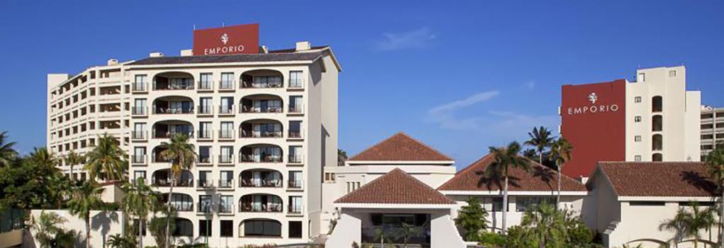 엠포리오 호텔 & 스위트 칸쿤 - 칸쿤 - 건물