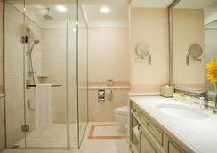 캐피탈 호텔 송산 - 타이베이 - 욕실