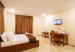 삼낭 라오 프놈펜 호텔 - 프놈펜 - 침실