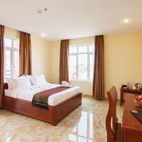 삼낭 라오 프놈펜 호텔 Guestroom