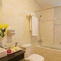 삼낭 라오 프놈펜 호텔 Bathroom