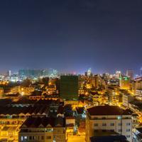 삼낭 라오 프놈펜 호텔 City View