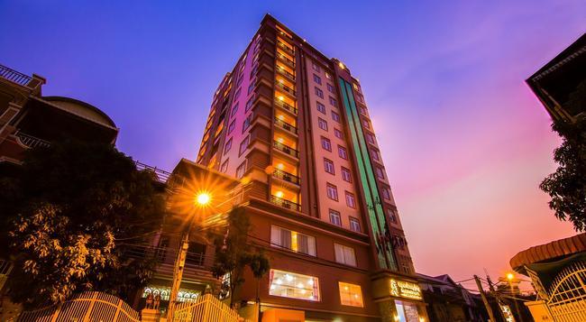 삼낭 라오 프놈펜 호텔 - 프놈펜 - 건물