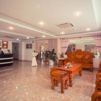 삼낭 라오 프놈펜 호텔 Lobby Sitting Area