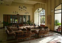 호텔 파라스 마할 Pvt Ltd. - 우다이푸르 - 라운지