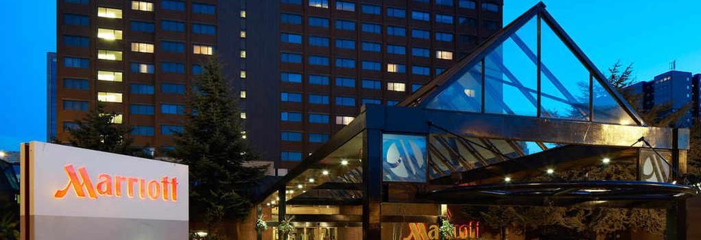 메리어트 글래스고우 호텔 - 글래스고 - 건물