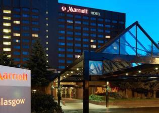 메리어트 글래스고우 호텔