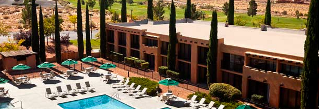 Courtyard by Marriott Page at Lake Powell - 페이지 - 건물
