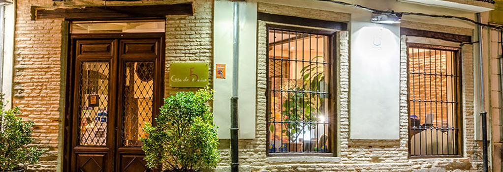카사 데 페데리코 - 그라나다 - 건물