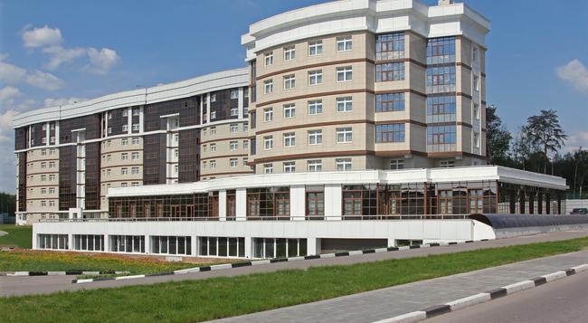 얼라이언스 그린우드 호텔 - 모스크바 - 건물