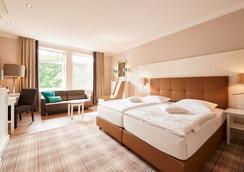Ringhotel Munte am Stadtwald - 브레멘 - 침실