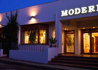 호텔 모더노