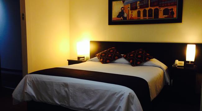Hotel Ferré Colonial - 리마 - 침실