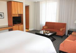 Hotel Teatro - 덴버 - 침실