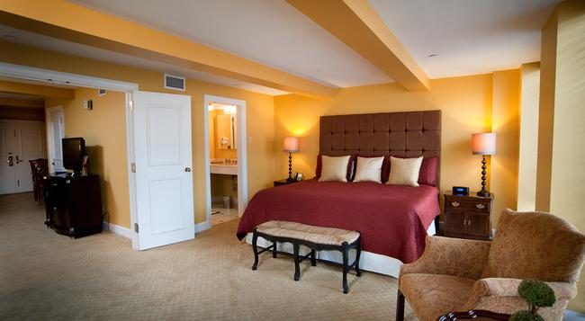 The Remington Suite Hotel and Spa - 슈리브포트 - 침실