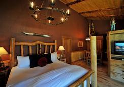 Sorrel River Ranch Resort & Spa - 모아브 - 침실