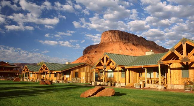 Sorrel River Ranch Resort & Spa - 모아브 - 건물