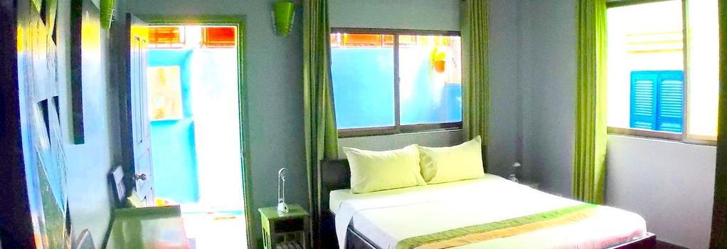 The 84 Hotel - 시엠레아프 - 침실