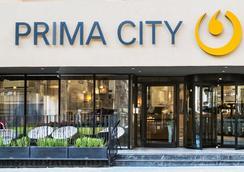 프리마 시티 텔 아비브 호텔 - 텔아비브 - 건물